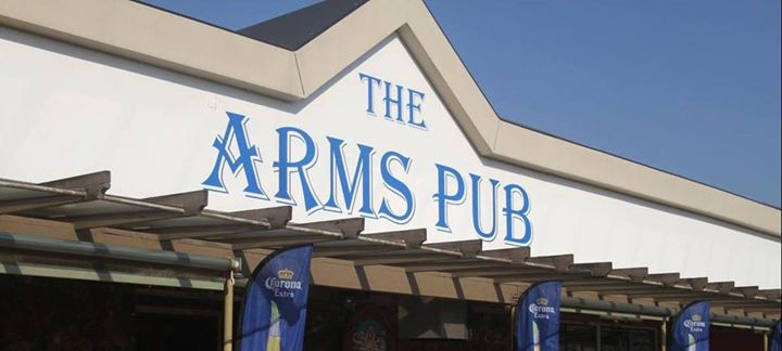 Crossroads Hospice Arms Pub Meat Draw in Port Coquitlam