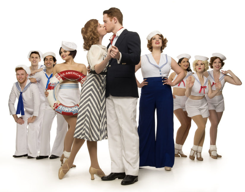 Anything Goes – Musical in New Westminster