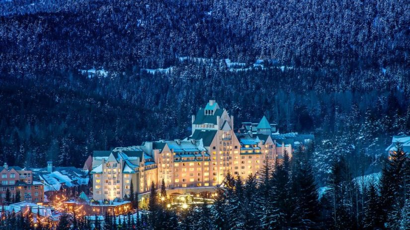 55+ Spring Celebration at Fairmont Chateau Whistler in Whistler