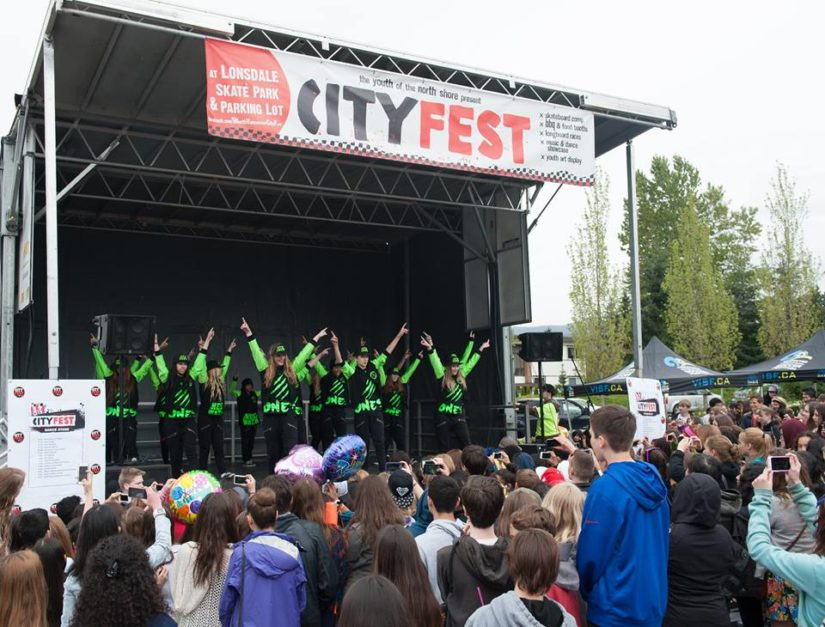 North Vancouver City Fest in North Vancouver