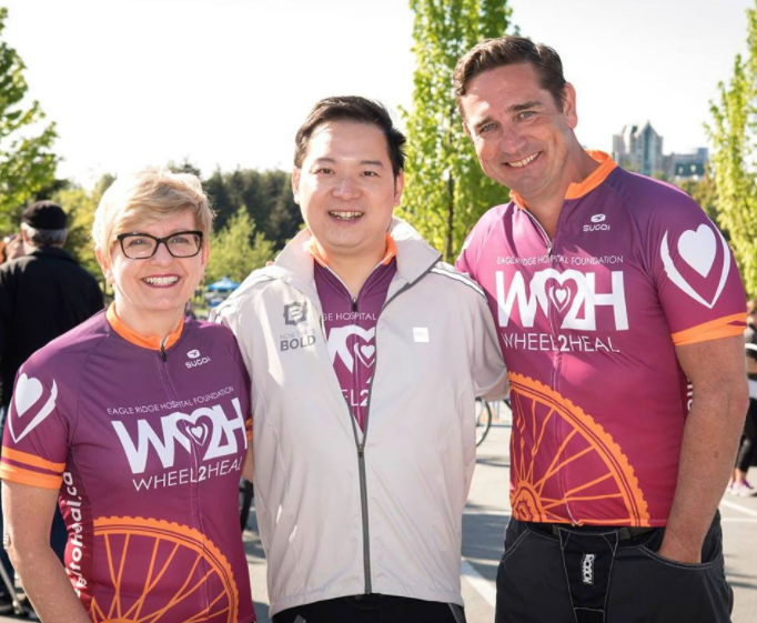 Wheel 2 Heal in Port Moody