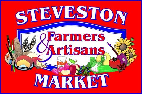 Steveston Farmers Market in Richmond