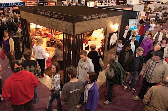 Ridge Meadows Home Show in Maple Ridge