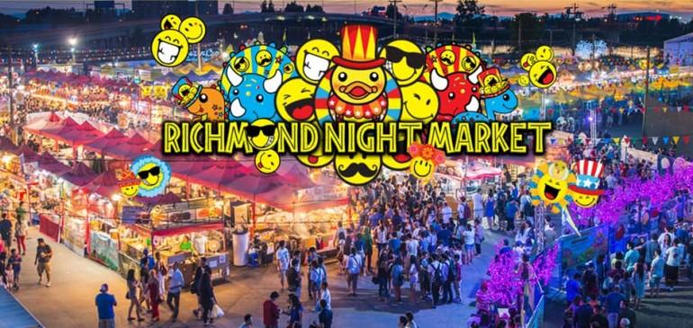 Richmond Night Market in Richmond