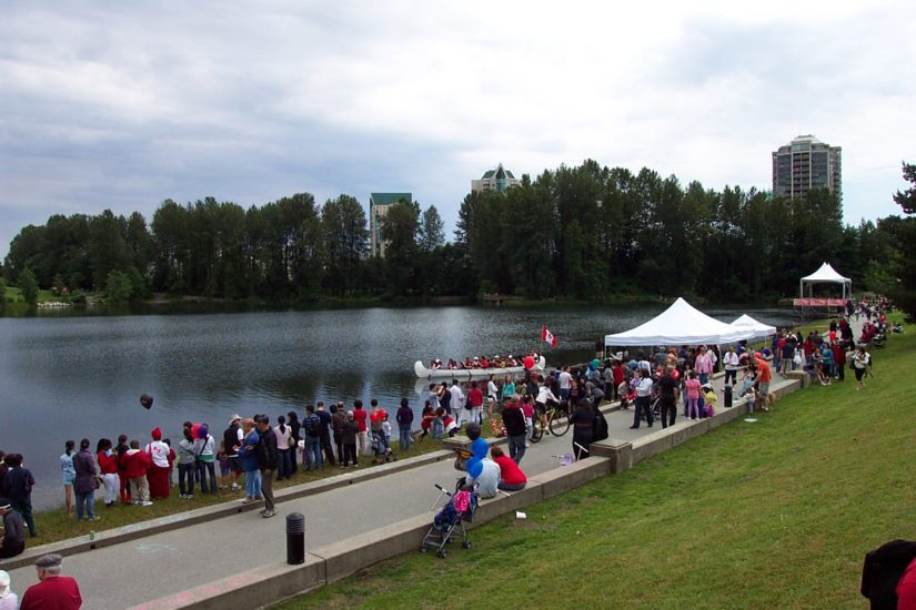 Canada Day in Port Coquitlam