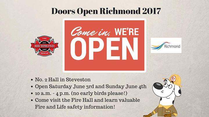 Doors Open Richmond  sc 1 st  123Dentist & Doors Open Richmond - 123Dentist