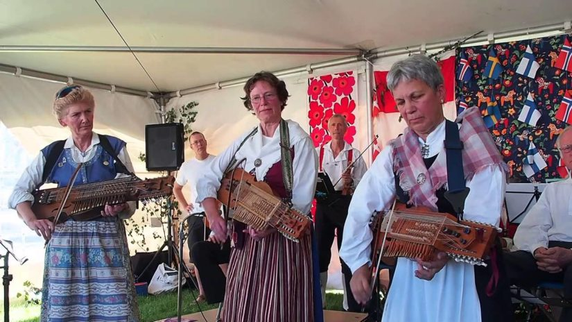 Scandinavian Midsummer Festival in Burnaby