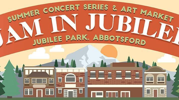 Jam in Jubilee in Abbotsford