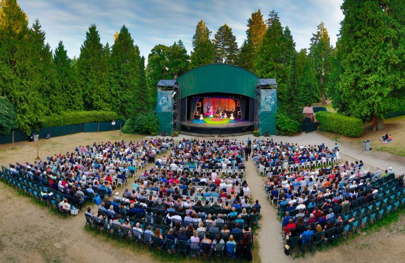 Theatre Under The Stars 2017 in Vancouver