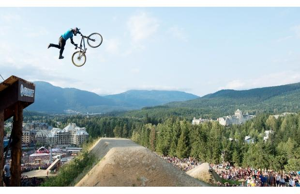 Crankworx Mountain Bike Festival in Whistler