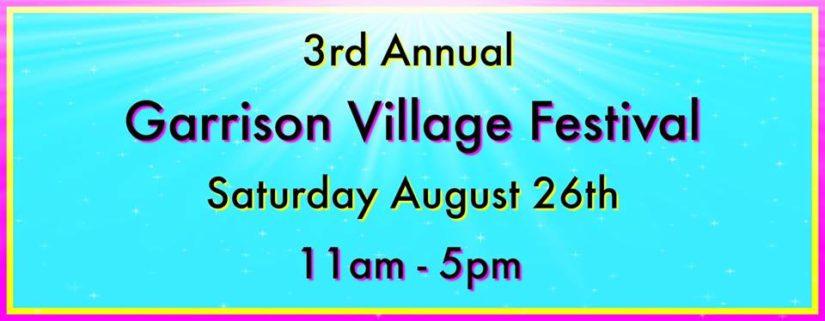 3rd Annual Garrison Village Festival in Chilliwack