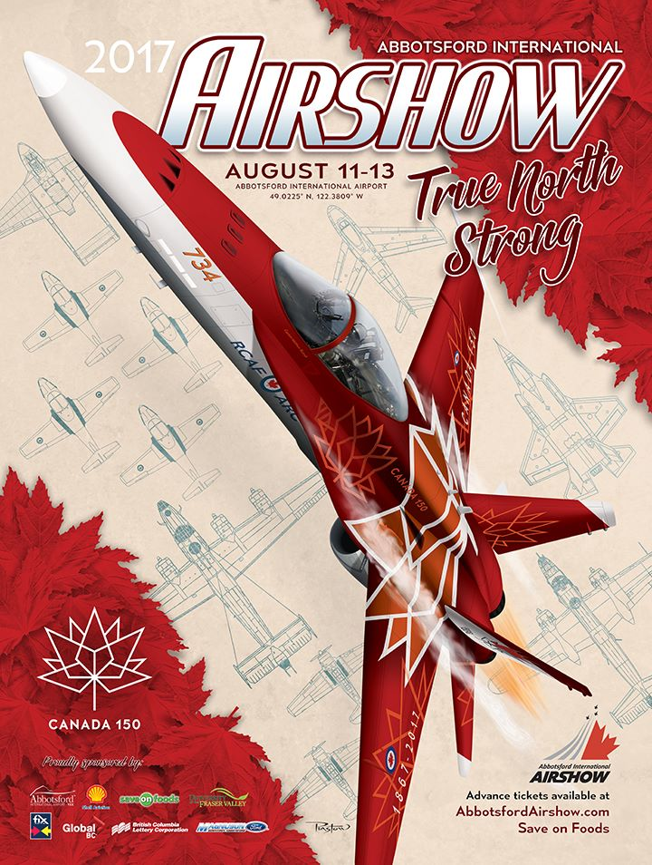 Abbotsford International Airshow in Abbotsford