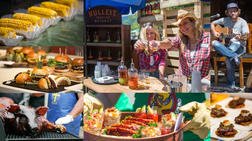 Bulleit Bourbon Canadian National BBQ Championships in Whistler
