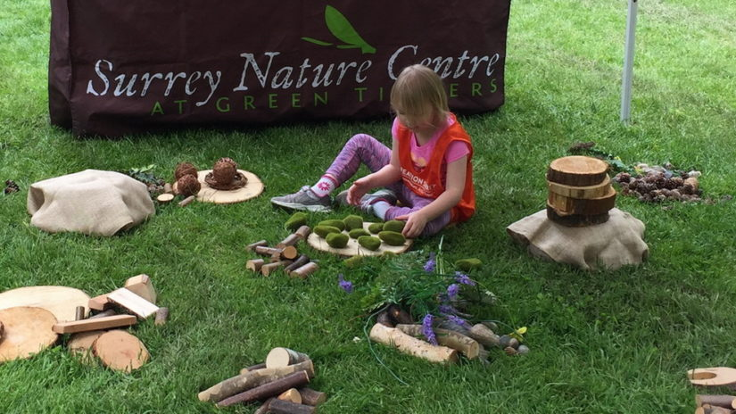 Discovery Day at the Surrey Nature Centre in Surrey