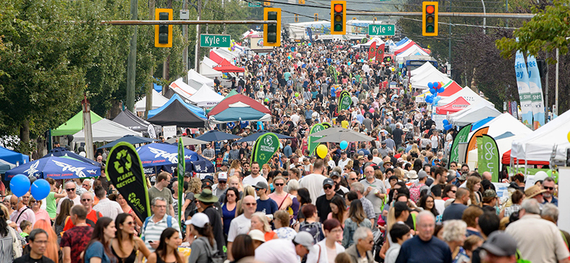 Car-Free Day in Port Moody