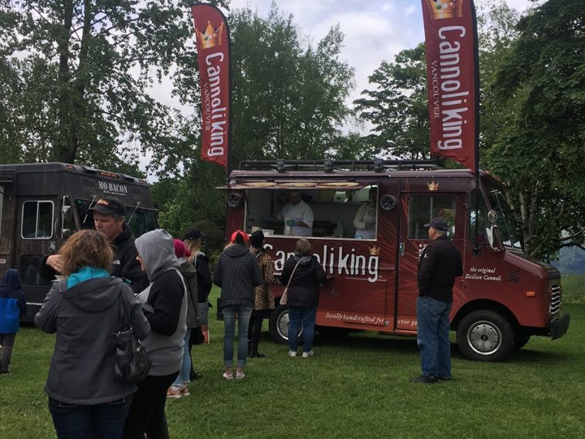 Fraser Valley Food Truck in Maple Ridge