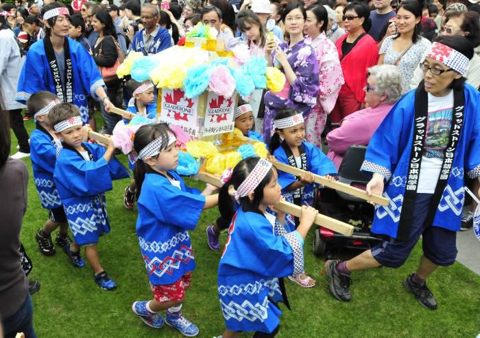 Nikkei Matsuri Festival in Burnaby