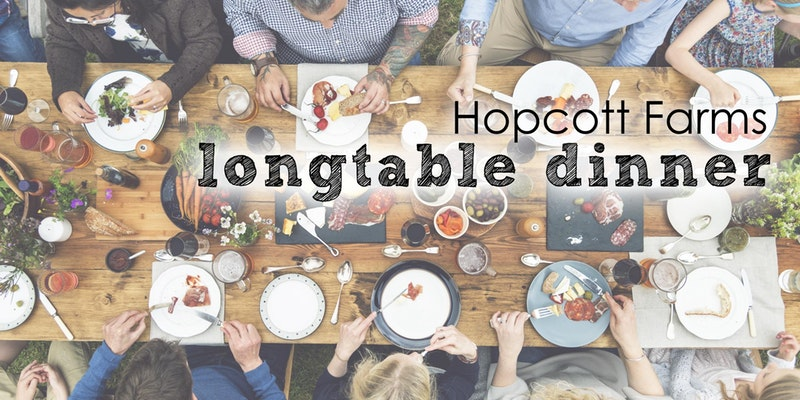 Hopcott Longtable Dinner in Pitt Meadows