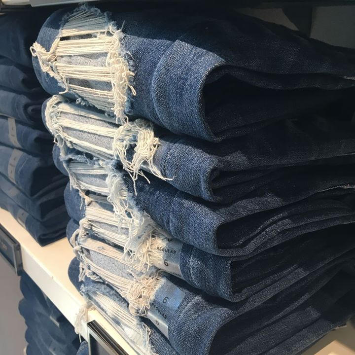 You Donate Denim, We Donate $1 in Langley