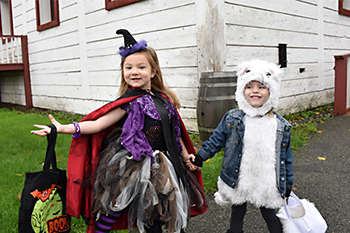 Kids Fort Langley Halloween in Aldergrove