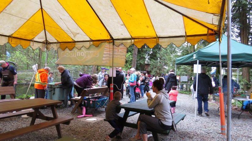 18th Annual Hyde Creek Salmon Festival in Port Coquitlam