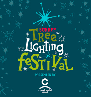 Surrey Tree Lighting Festival in Surrey