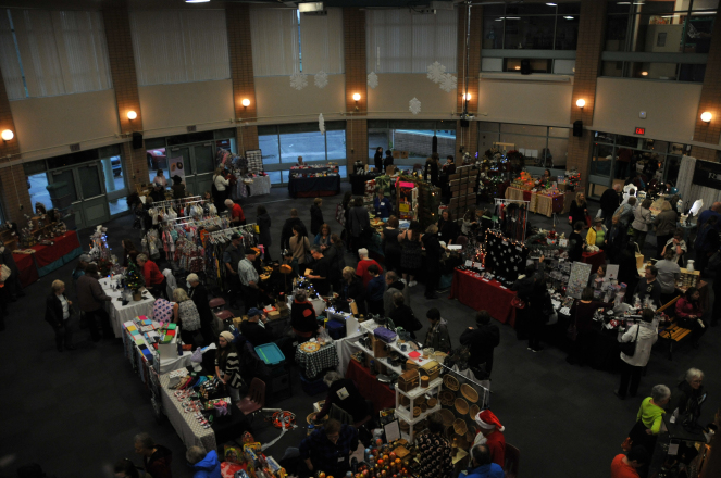 The Happening Arts & Craft Fair in Pitt Meadows