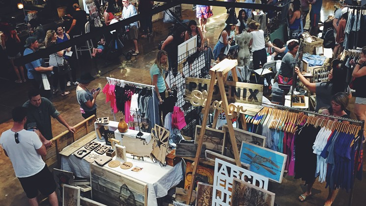 West Vancouver's Pop Up Markets in West Vancouver
