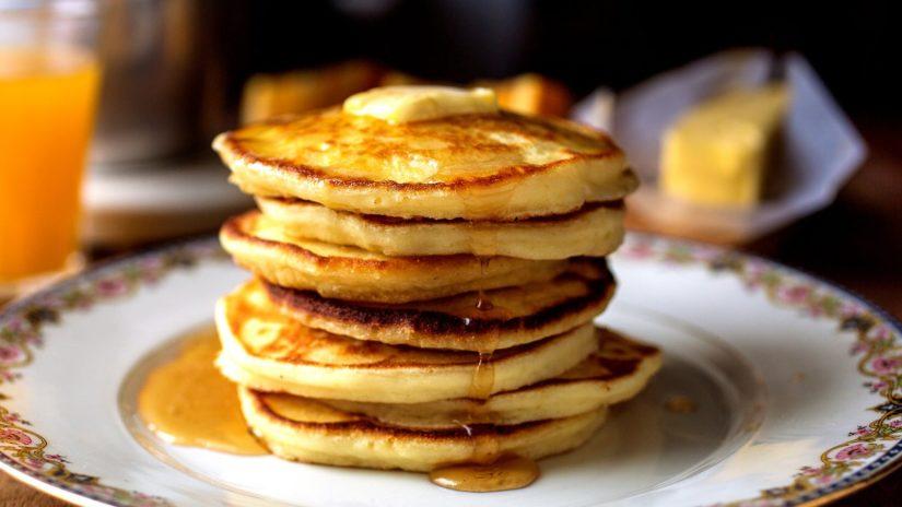 Krause Berry Farm Pancake Breakfast in Aldergrove