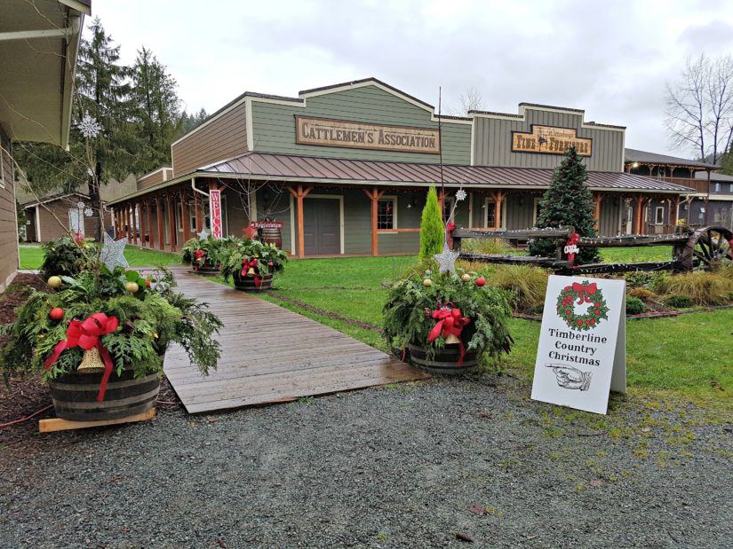 Timberline Country Christmas 2018 in Maple Ridge