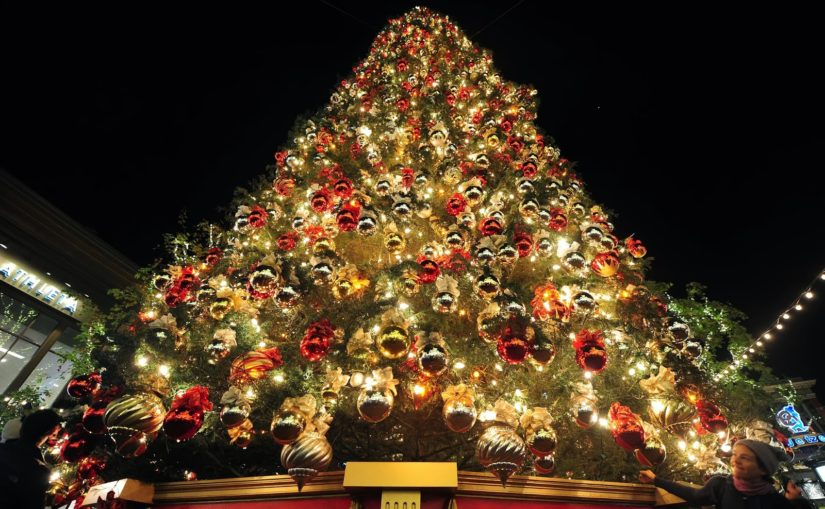 Surrey Tree Lighting Festival – Virtual in Surrey