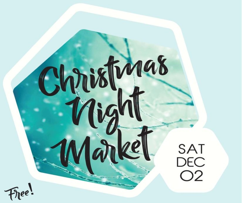 New West Craft Christmas Night Market in New Westminster