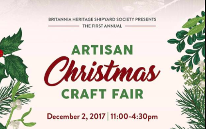 Artisan Christmas Craft Fair in Richmond