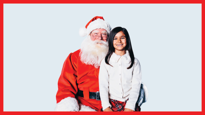 Photos with Santa in Abbotsford