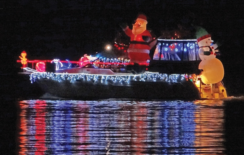 Carol Ship Celebration in North Vancouver