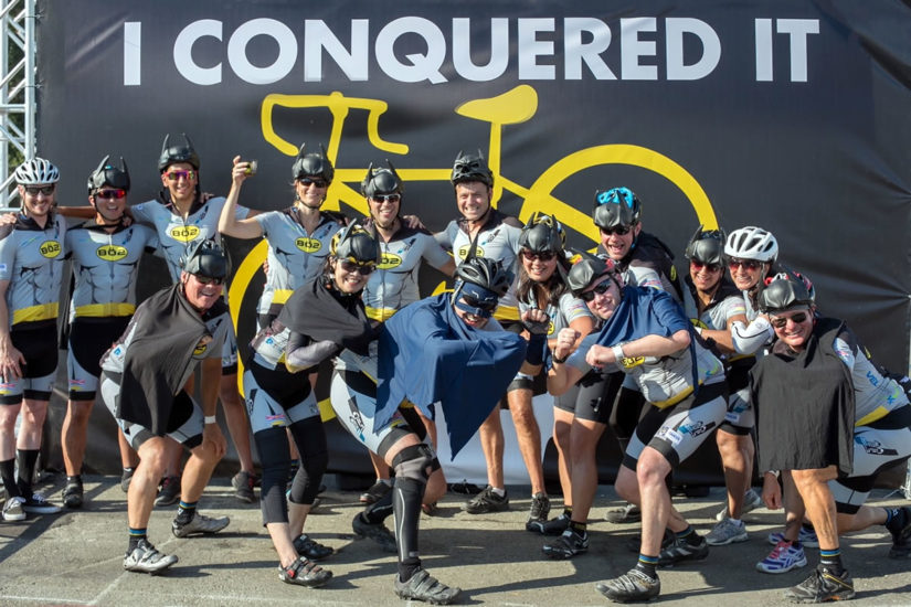 Ride to Conquer Cancer – 123Dentist Participates