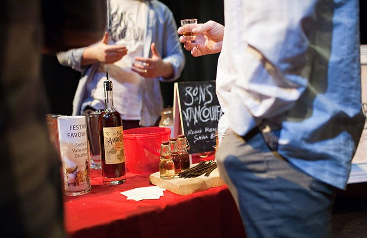 Fraser Valley Distillery Festival in Chilliwack