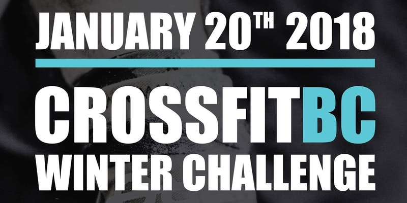 2018 CrossFit BC Winter Challenge in West Vancouver