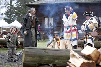 Vive les Voyageurs Festival in Langley