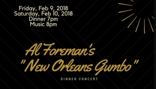 Al Foreman's New Orleans Gumbo in Port Moody