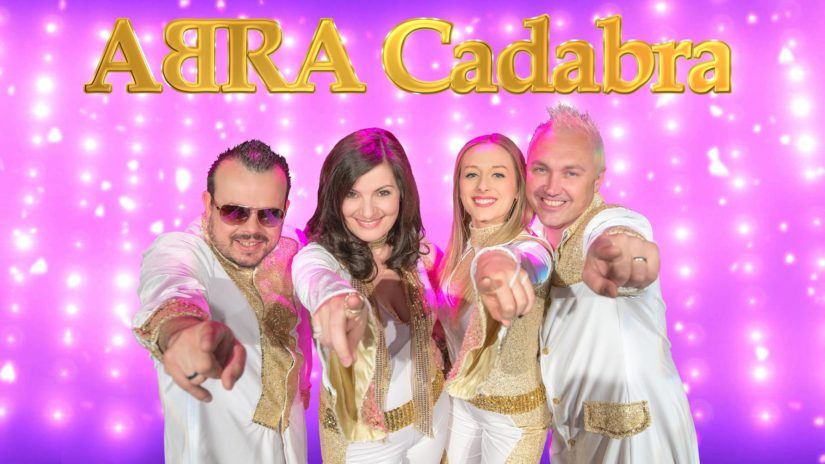 Abra Cadabra – A Tribute To The Music And Magic Of Abba in Langley