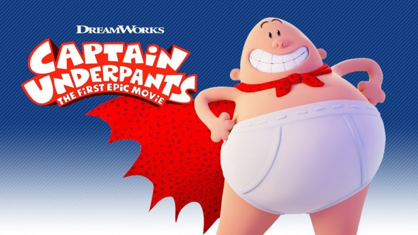 Movie Matinée: Captain Underpants in Coquitlam