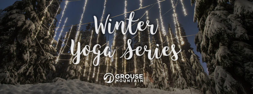 Winter Yoga Series in North Vancouver