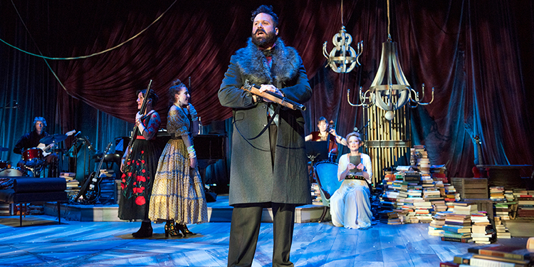 Onegin in Burnaby