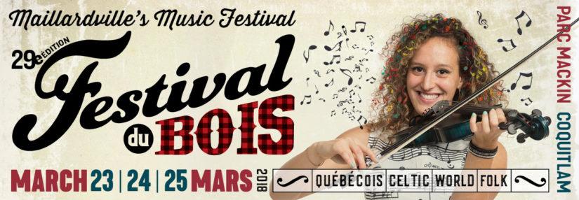 2018 Festival du Bois in Port Coquitlam