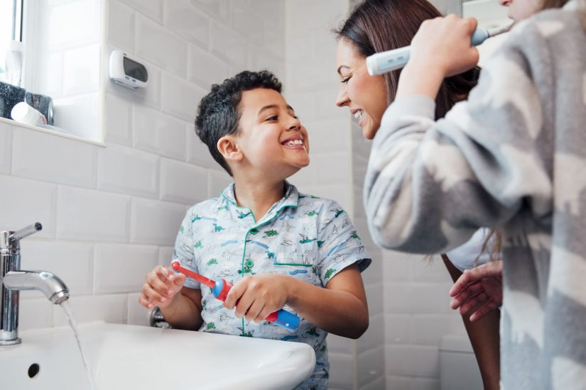 Top Parenting Hacks to Raising Kids With Good Oral Habits