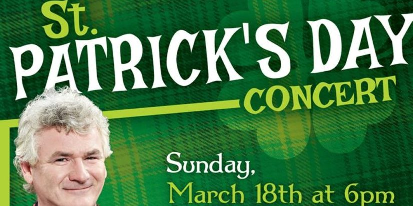 St. Patrick's Day Concert with John McDermott in Abbotsford