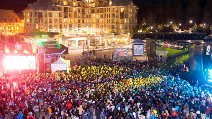 Whistler World Ski and Snowboard Festival 2018 in Whistler