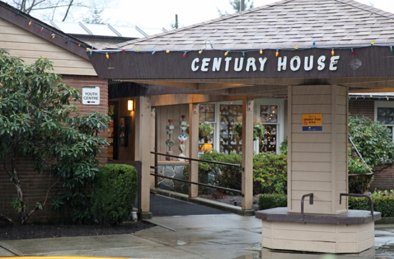 Century House Association Thrift Sale in New Westminster