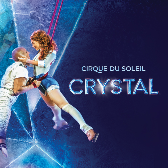 Cirque Du Soleil Crystal in Abbotsford